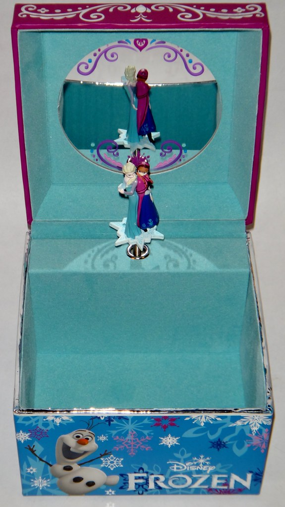 Frozen Music Jewelry Box : frozen, music, jewelry, Frozen, Disney, Store, Purchase, 2013-10-28, Music/J…, Flickr