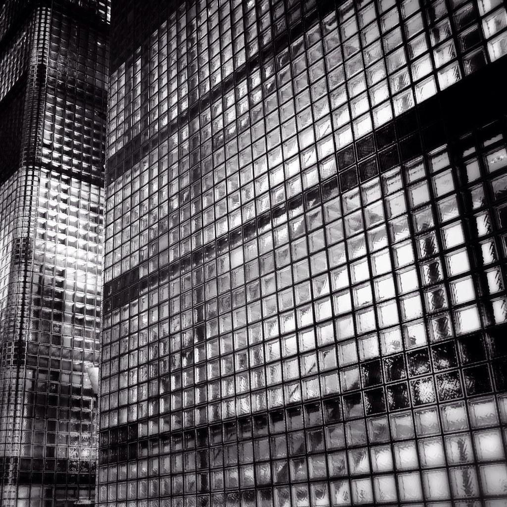Glass Brick Buildings Satoshi Inagaki Flickr