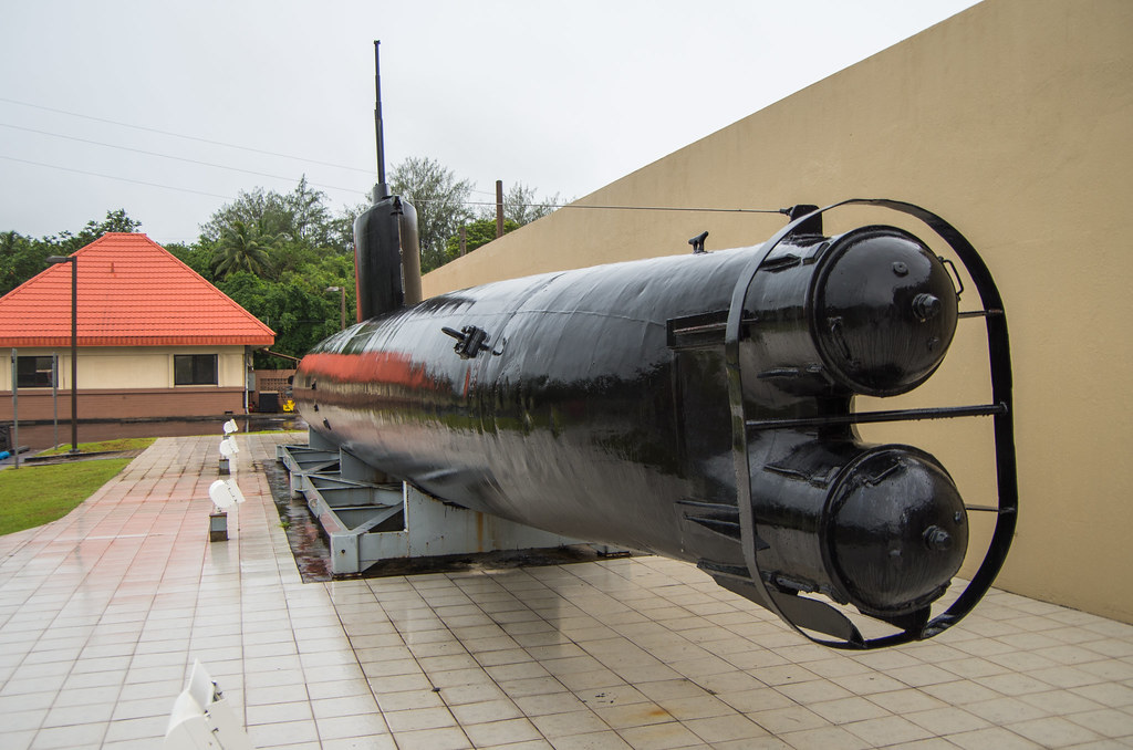 グアム戦爭記念館 甲標的丙型2 | Camera: PENTAX K-30 Lens: smc PENTAX-DA 18… | Flickr
