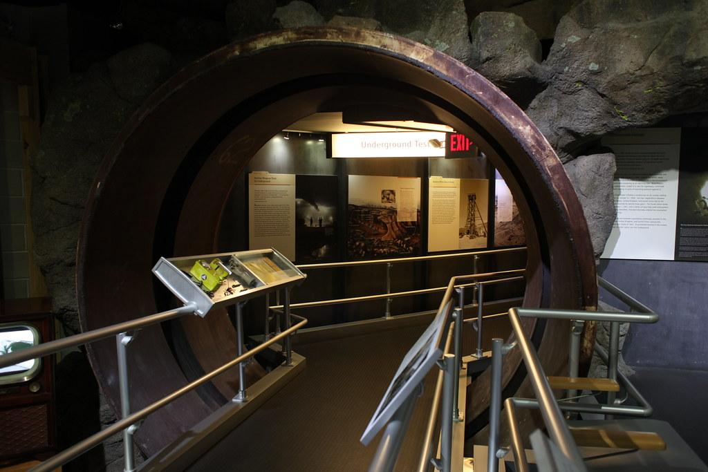 Underground Nuclear Test Tunnel Decoupler