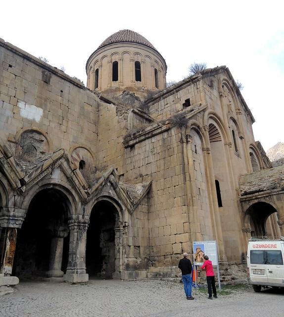 The old Georgian church at Öşvank by bryandkeith on flickr