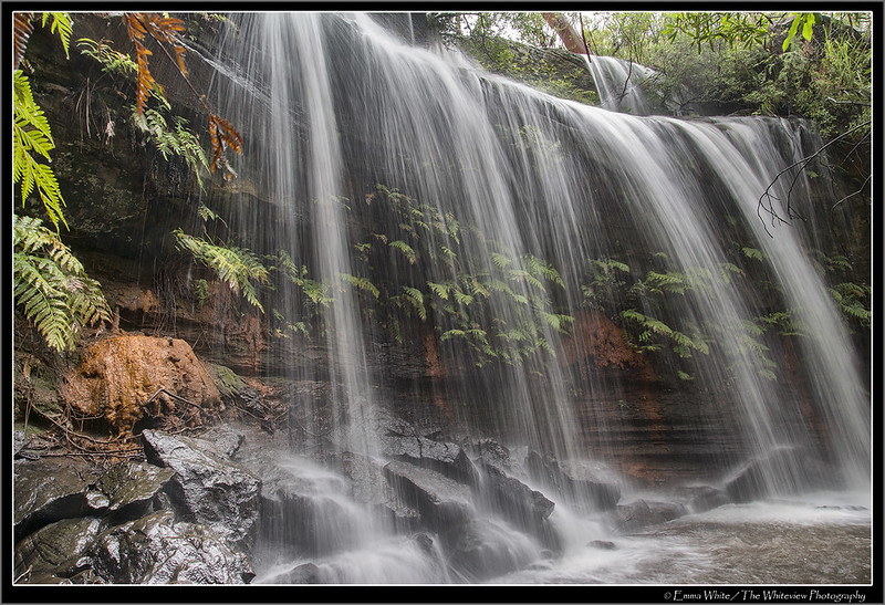 Andamira Falls base