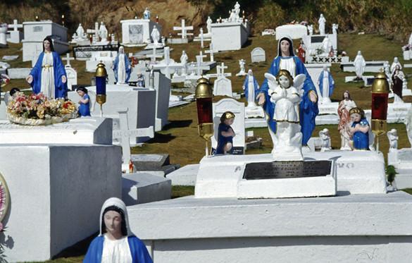 Cemetery Merizo, 1993
