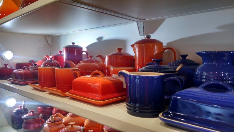 Mamagoto and Le Creuset