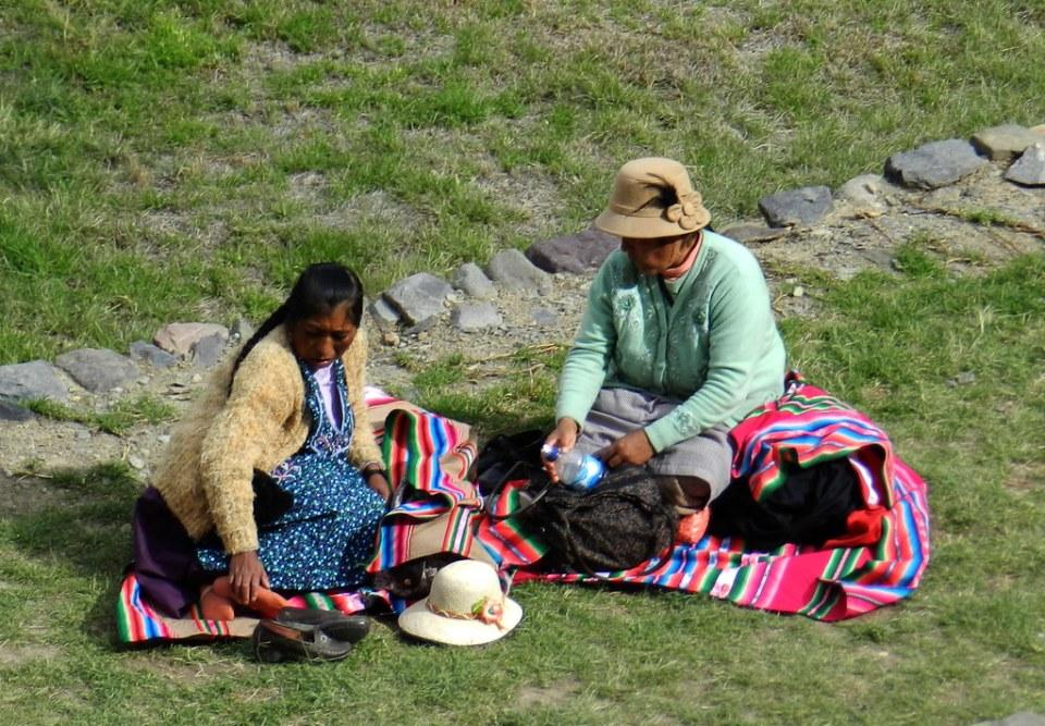 Ollantaytambo sus gente Perú 06
