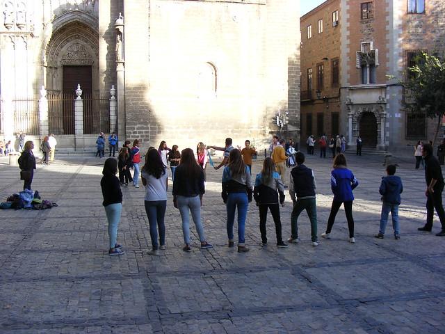 Salida Toledo