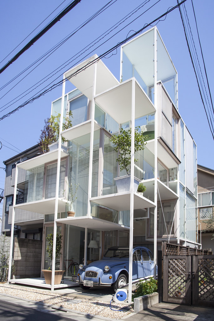 Sou Fujimoto House Na Sou Fujimoto House Na Tokyo