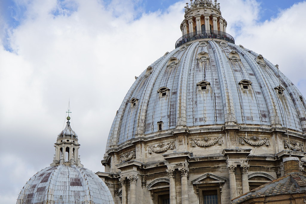 St. Peter's Basilica, Monastery Stays