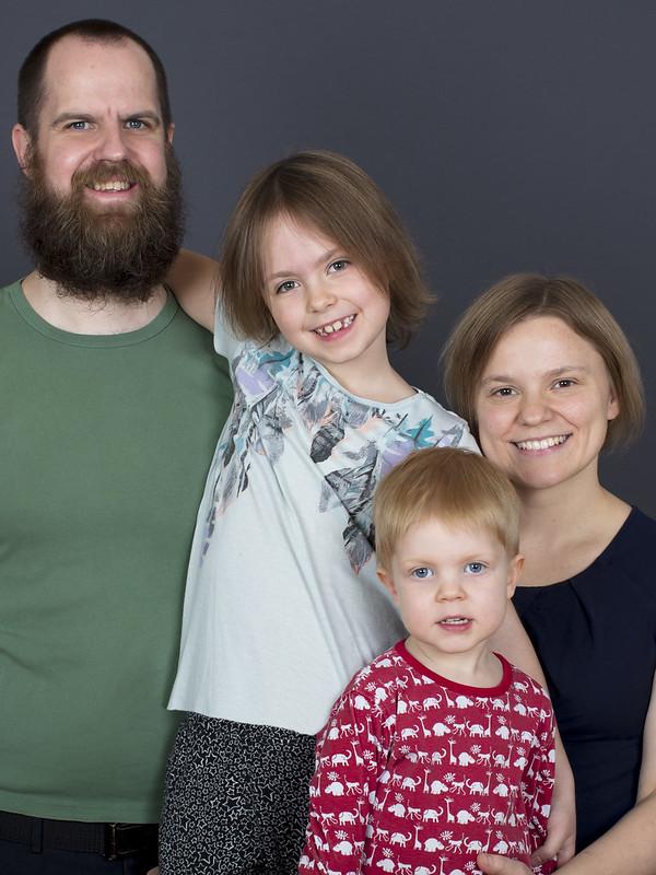 Familjefotografering 2016