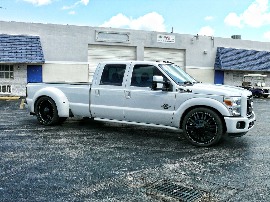 hight resolution of low profile dually 2012 ford f350 freedom 26