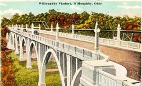 1921 Viaduct postcard