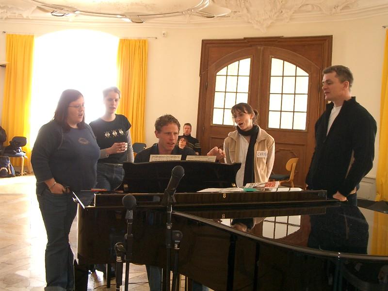2005-03-12 Chorwochenende, 12. Maerz 2005