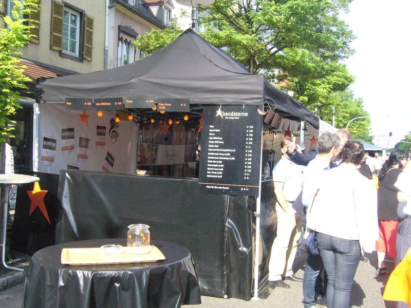 2015-06-27 Marktplatzfest, Ludwigsburg, 27. Juni 2015