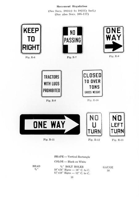Flickriver: Photoset 'Manual on Uniform Traffic Control