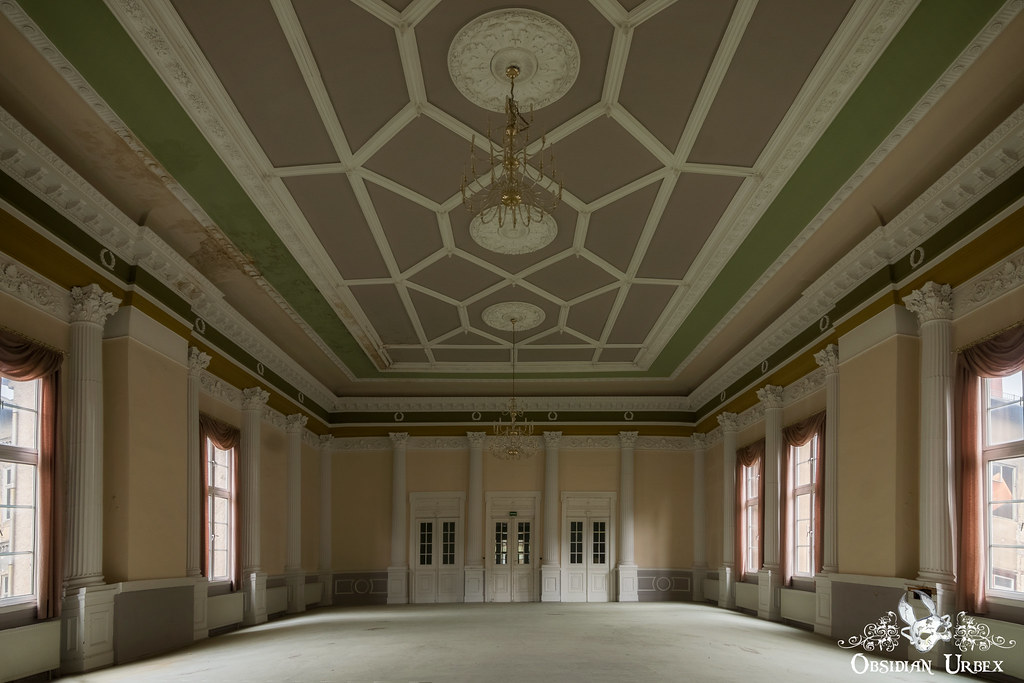 Hotel Am Rathaus Germany Obsidian Urbex Photography Flickr