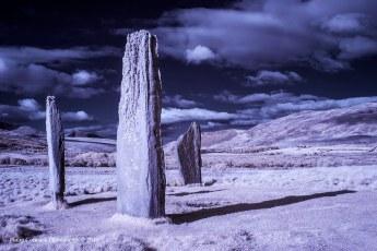 Standing Stones at Machrie Moor (Isle of Arran)