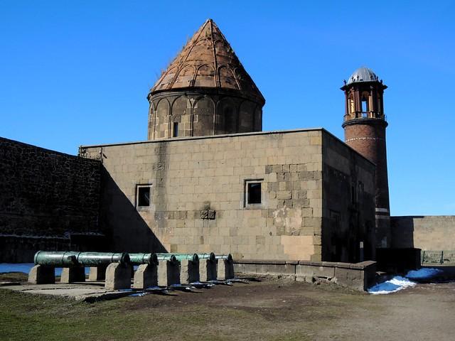 Erzurum's castle (kale) by bryandkeith on flickr