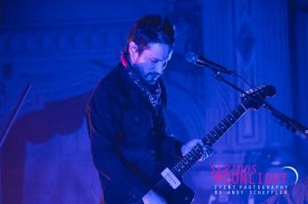 Sam Roberts Band - Orpheum - Vancouver - February 07, 2017