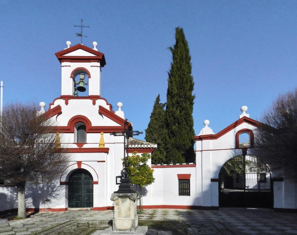 Ermita de San Isidro en Avenida de Madrid Granada