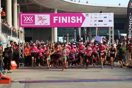 X-Bionic Venus Run 2014