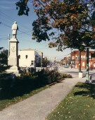 1970 Erie Street facing north