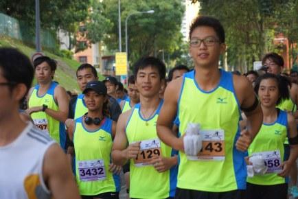 Mizuno PAssion Mt Faber Run 2013