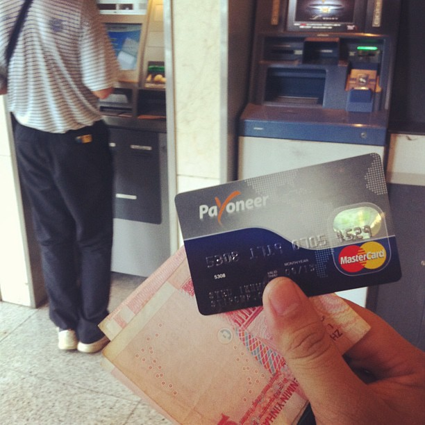 tarjeta prepago Payoneer MasterCard