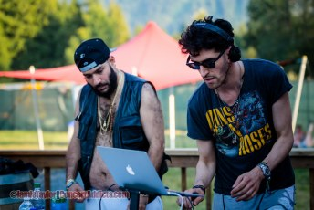 Chromeo @ Pemberton Music Festival - July 18th 2015