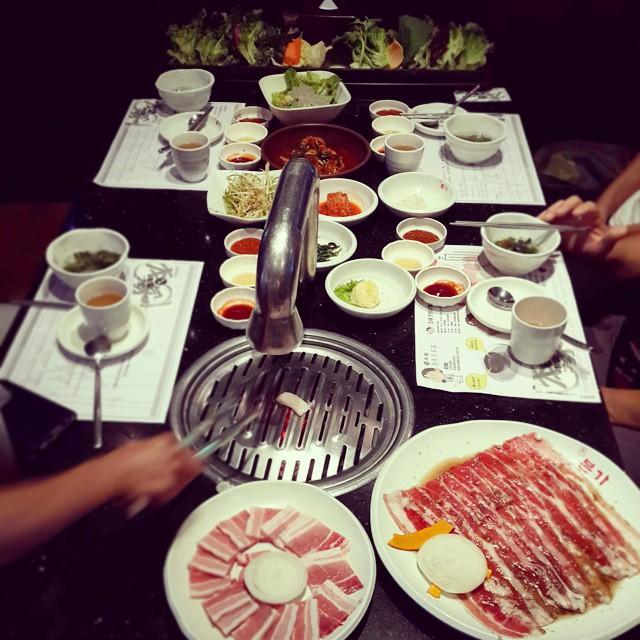 #本家韓國料理 #OriginalKoreanTaste #韓國料理 #韓式烤肉 #深圳 #歡樂海岸 #中秋節烤肉 … | Flickr