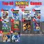 Top Ten 40 Sonic The Hedgehog Games Part 4 Well Here It