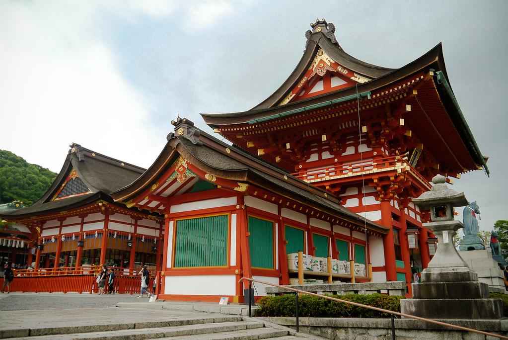 20140622DAY 2 奈良東大寺~梅花鹿公園~伏見稻荷大社~清水寺 | Flickr