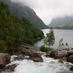 7 viajefilos en Noruega, Bondhusbreen 06