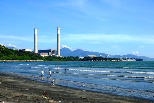 龍鼓灘發電廠 | BelleIU | Flickr