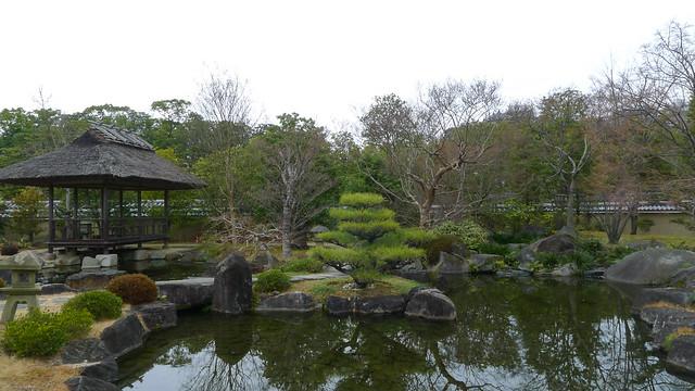 Kokoen Garden, Himeji, Japan