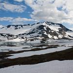 3 viajefilos en Noruega, Sognefjellet 04