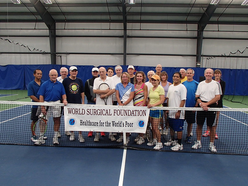 2014 Dr. W. Minster Kunkel Memorial Tennis Tournament