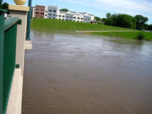 Walkway Under Water