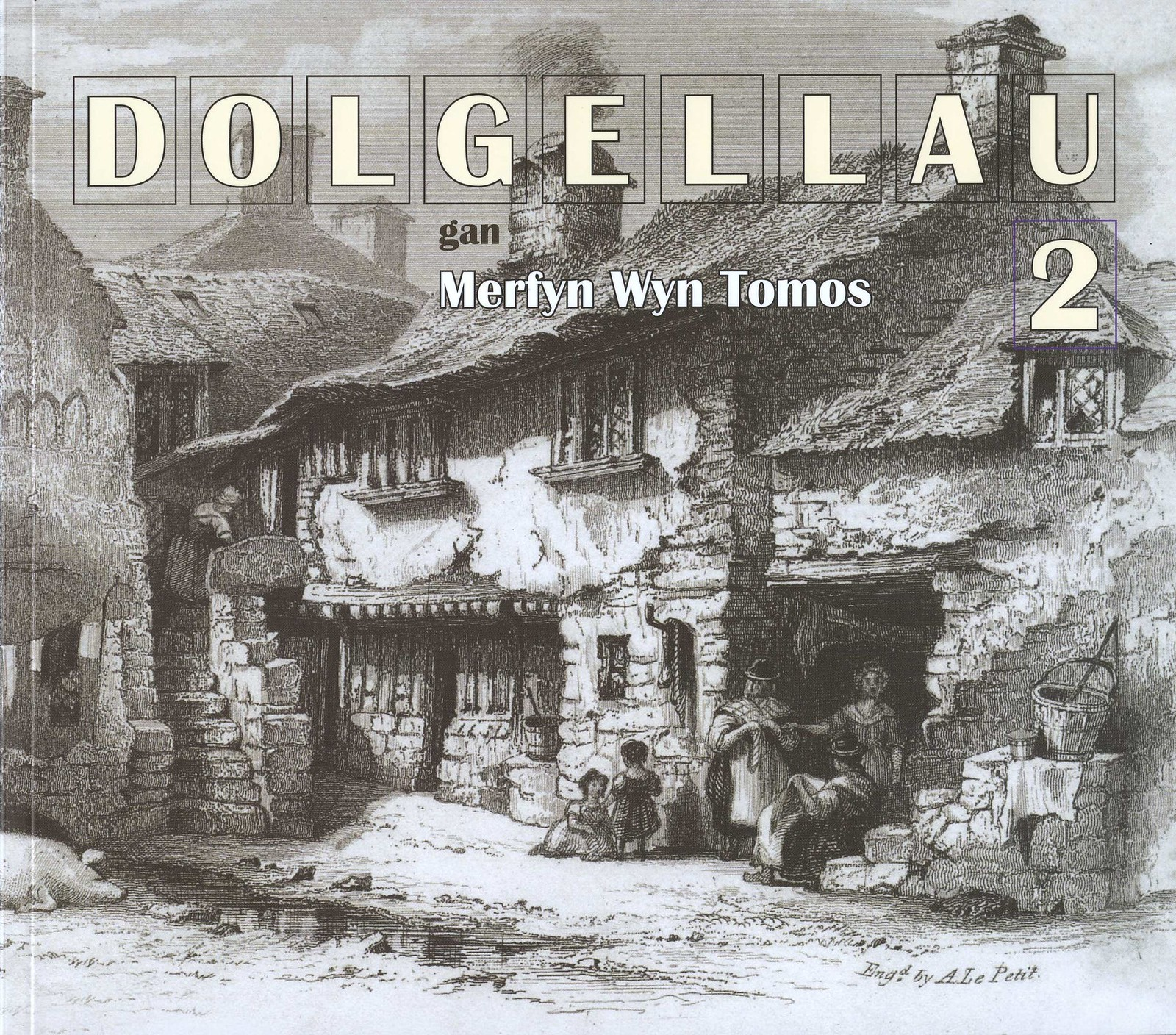 Dolgellau Book 2 (2013) Front Cover
