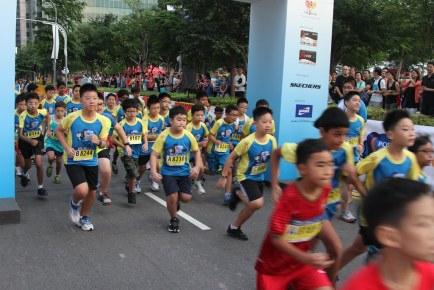 POSB PAssion Run for Kids 2014