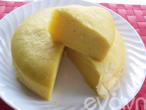 Cách làm bánh bông lan ngon nhất tại nhà