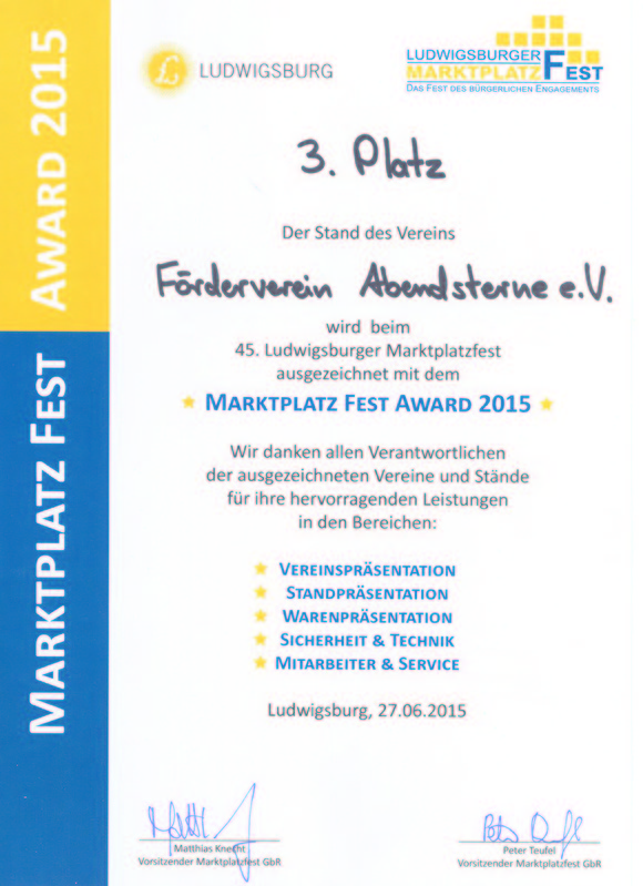 MarktplatzfestAward2015