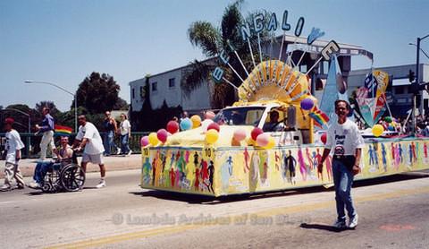 San Diego LGBTQ Pride Parade,1997