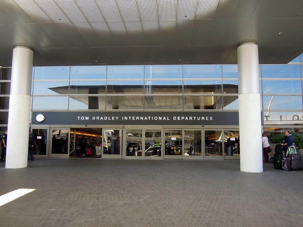 DSCN9001 | 【洛杉磯機場】 是美國加州大洛杉磯地區的主要機場。當地人一般皆以洛杉磯國際機場的代號「LAX ...