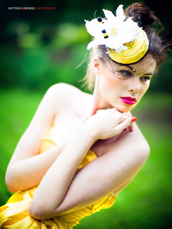Fashion Photography in Colour