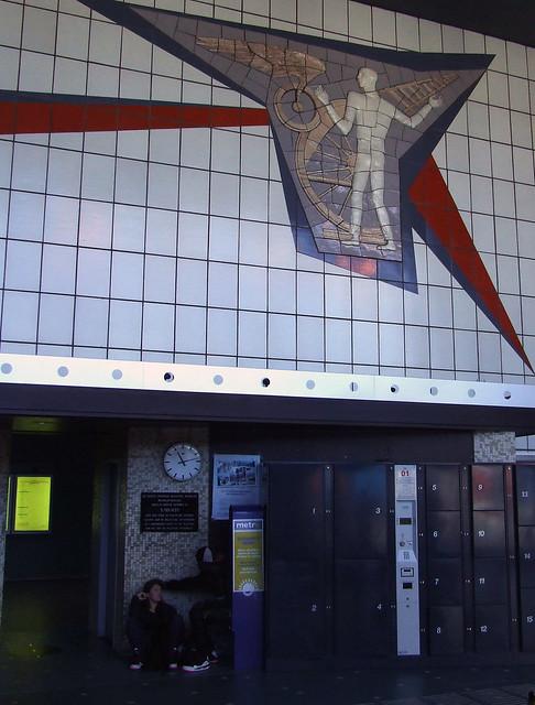 Mechelen train station
