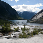 4 viajefilos en Noruega, Nigardebreen 09