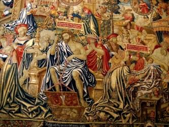 medieval europe carpet flickr museum metropolitan