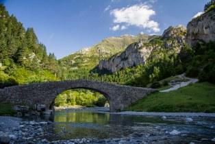 Pyreneese Bridge