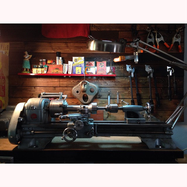 Atlas Mini Lathe