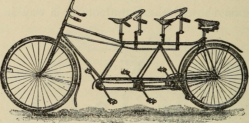 """Image from page 159 of """"Wheels and wheeling; an indispensable handbook for cyclists, with over two hundred illustrations"""" (1892)"""